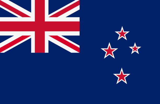 Wiza - Nowa Zelandia