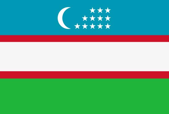 Wiza - Uzbekistan